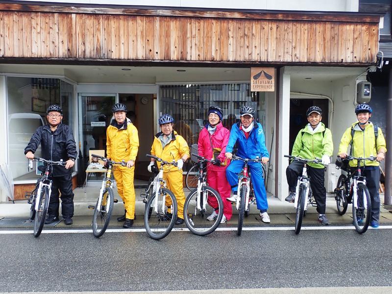 飛騨里山サイクリングを体験しました!